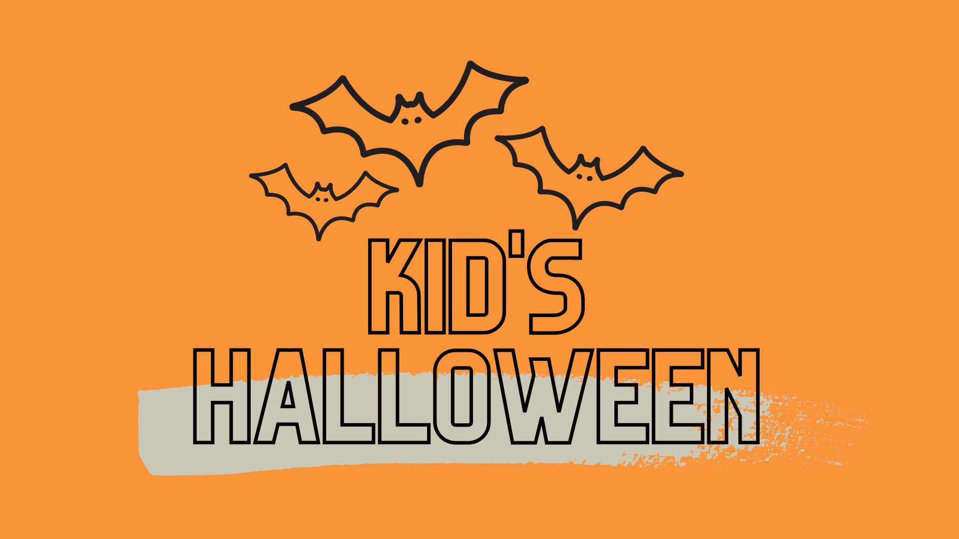 Celebrate Halloween with Us!<br> Kid's Halloween Golf Outing